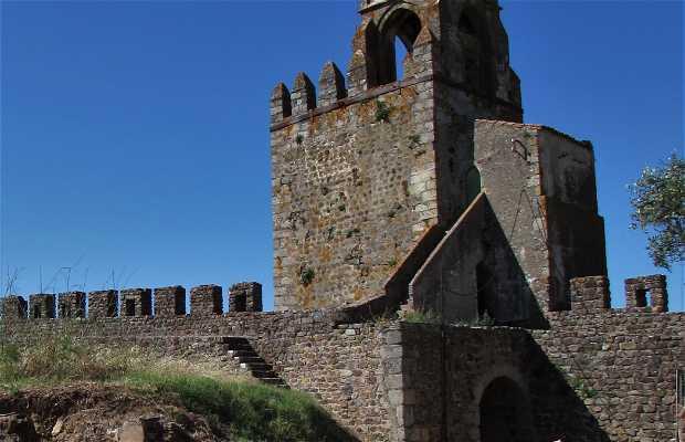 Porta da Vila ou de Santarém
