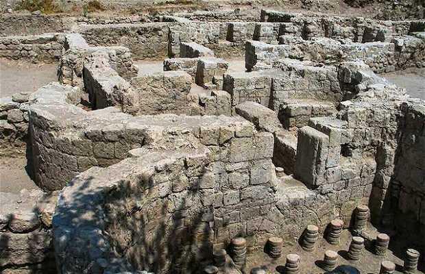 Yacimiento Arqueológico de Sobesos