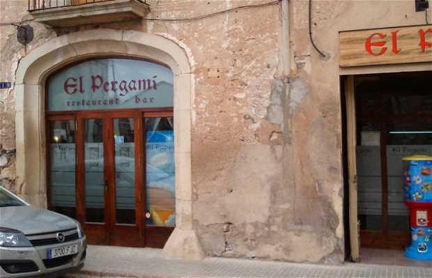 Restaurante El Pergamí