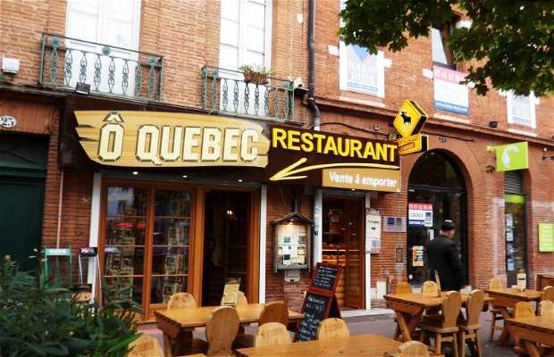 Restaurant Ô Québec