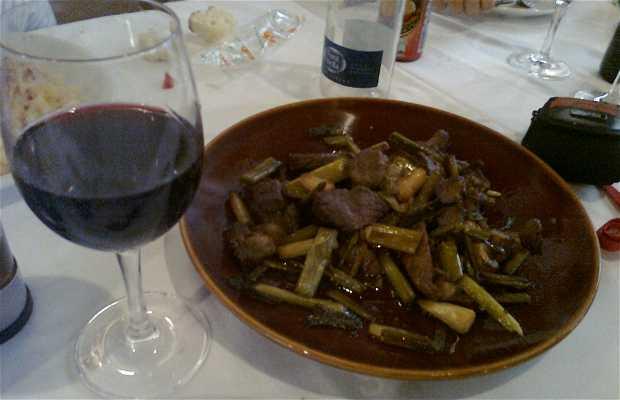 Restaurante casa el cherro en murcia 4 opiniones y 6 fotos for Restaurante casa jardin murcia