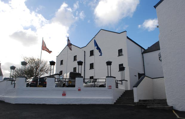 Destilaría de Bowmore