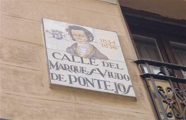 Calle del Marqués de Pontejos