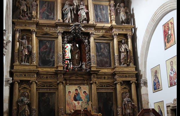 Iglesia De Santa Maria De Los Caballeros - Biserica Ortodoxa-romana