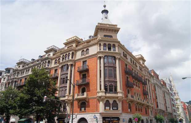 Gran Vía di Bilbao