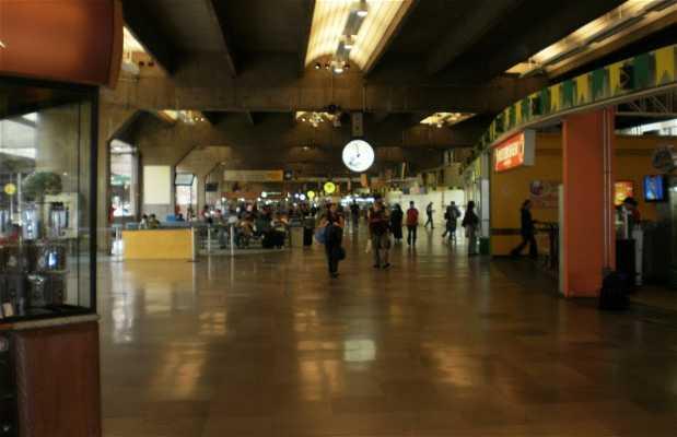 Terminal Rodoviário Tietê