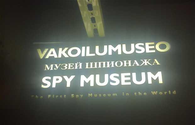 Museu da Espionagem (vakoilumuseo), Tampere