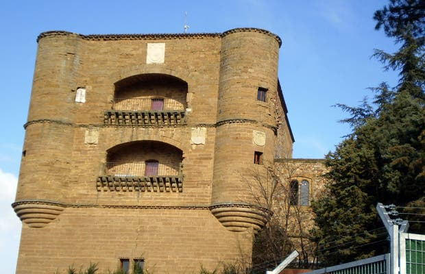 Torre del Caracol o Castillo de la Mota a Benavente