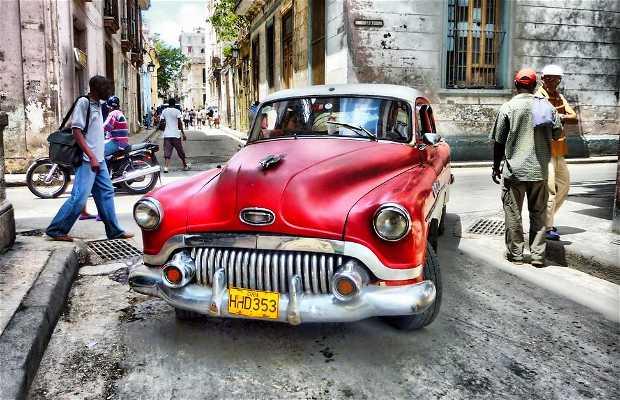 Vieille ville de la Havane