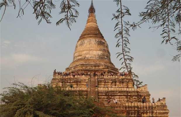 Pagoda Shwe San Taw