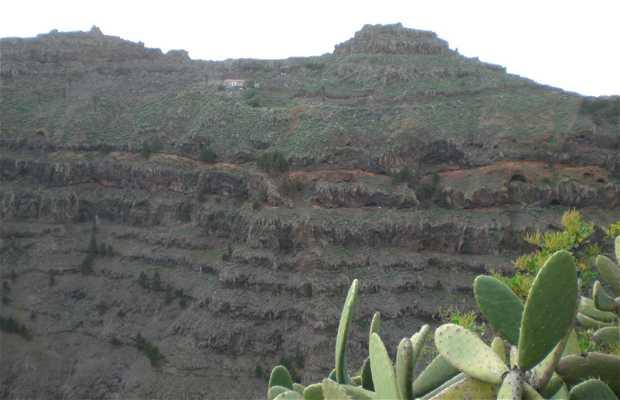 Miradores y vistas de la Gomera