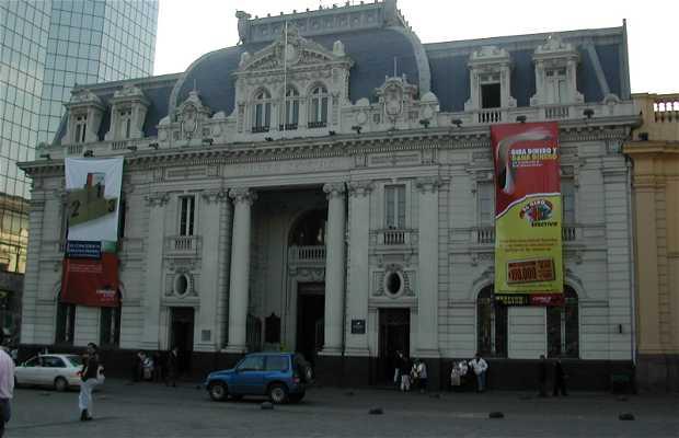 Correo Central