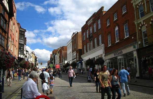 Calles de Guildford