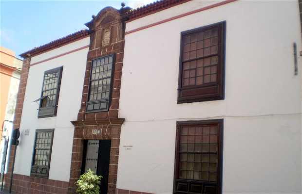 Casa Riquel a La Laguna