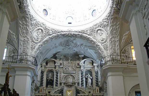 Templo de la Virgen del Rosario y Sto. Domingo de Guzmán