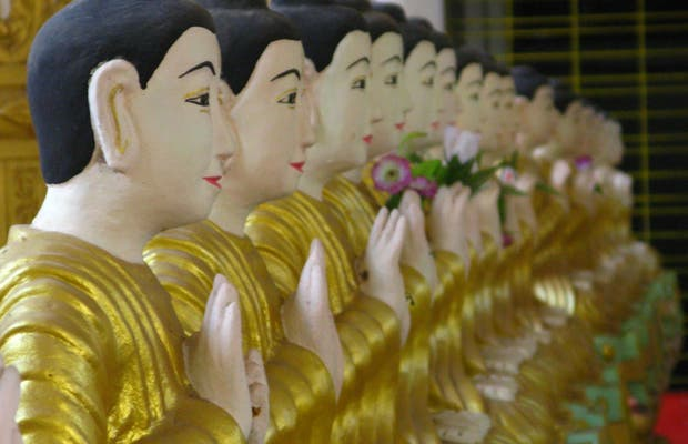 Monasterio Kha Khat Way