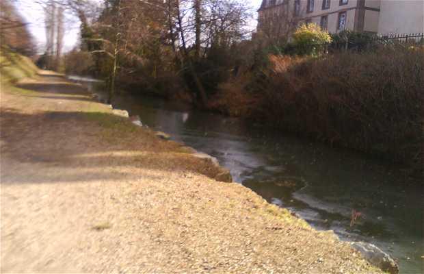El rio Avre