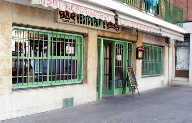Restaurante Skarlotas