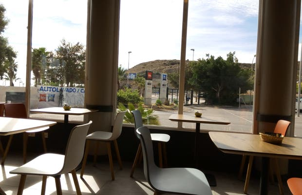 Restaurante Ibis Alicante Agua Amarga (Hotel)
