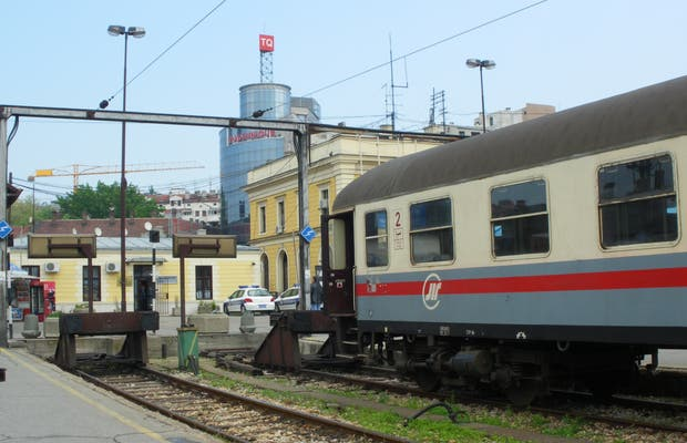 Belgrade Glavna Railway Station