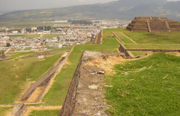 Ruinas de Teotenango
