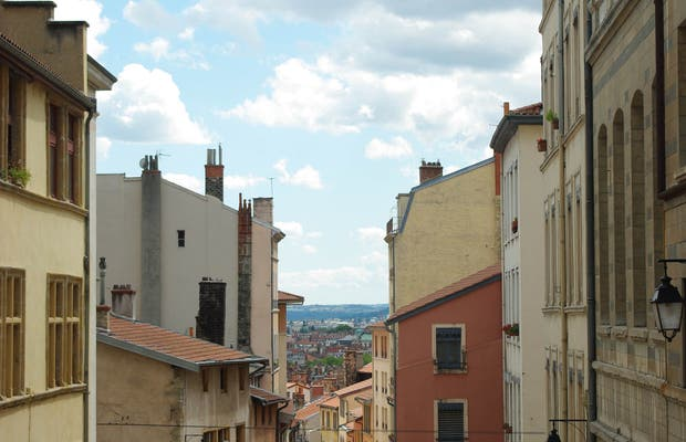 Clim of the Great Hill, Lyon, France
