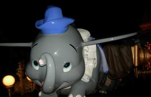 Dumbo, el elefante volador
