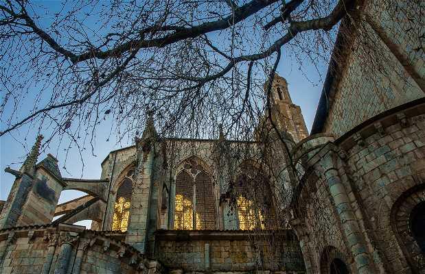 Iglesia de San Juan de Montierneuf - Poitiers