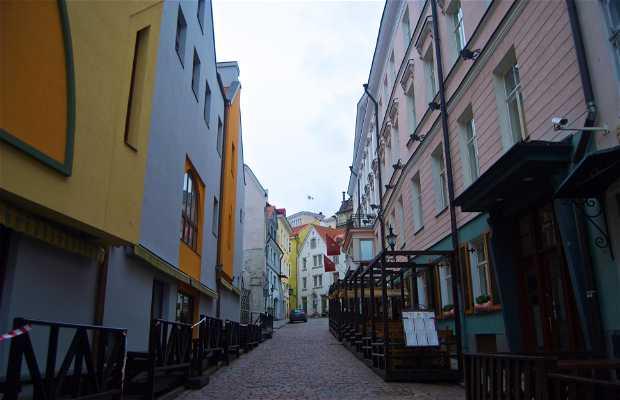 Dunkri street