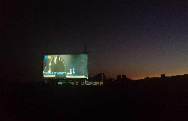 Cine De Verano En La Playa De Punta Del Moral