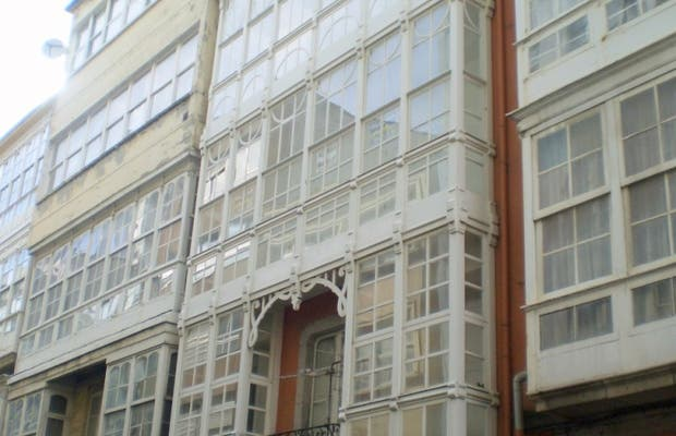 Casa Bruquetas di Ferrol