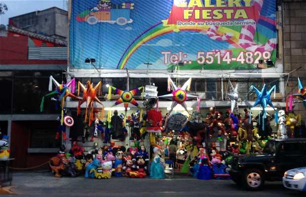 Avenida Melchor Ocampo