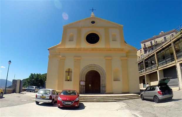 Iglesia Santa María de Olmeto