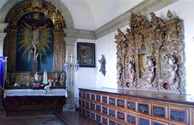 Sacristía y Museo Arqueológico