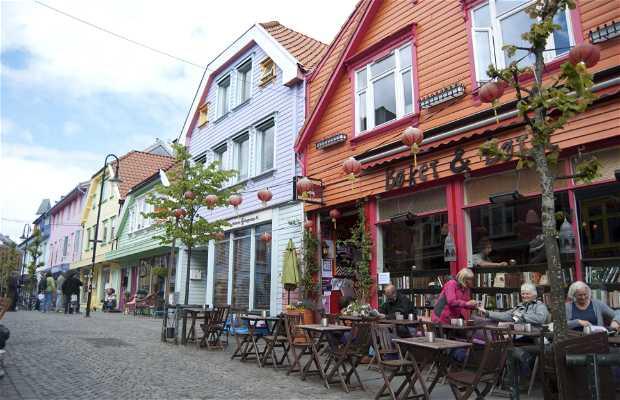 Calle Øvre Holmegate