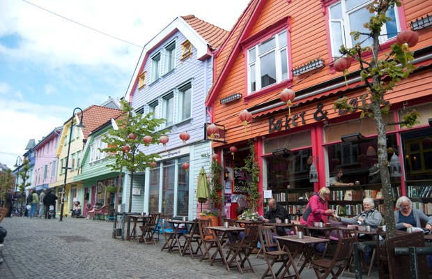 Rua Ovre Holmegate