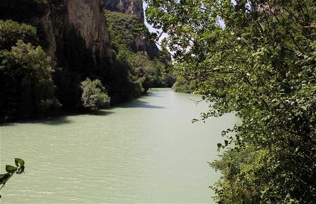 Gargantas del río Furlo