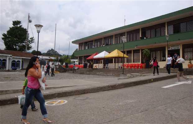 Plaza Central de San Agustín