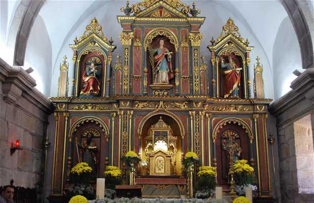 Parroquia de Santa Eulalia de Boiro