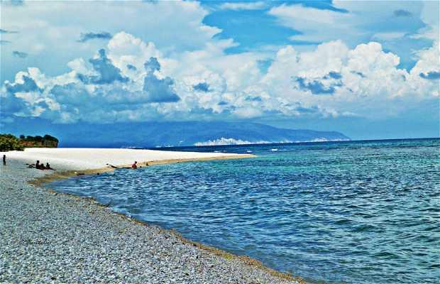 Resultado de imagen de 1. Playa El Quemaito, Barahona