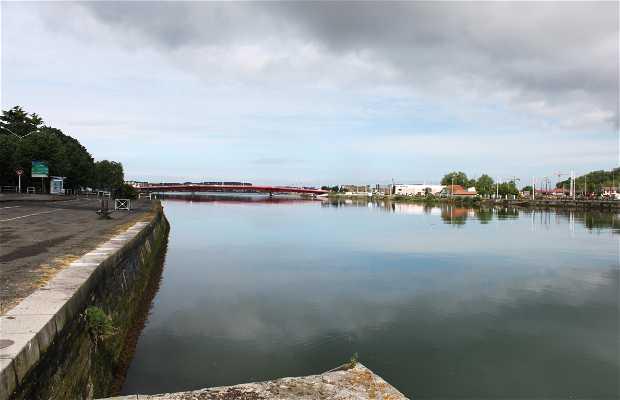 Adour Quay