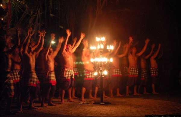 Baile del Ramayana