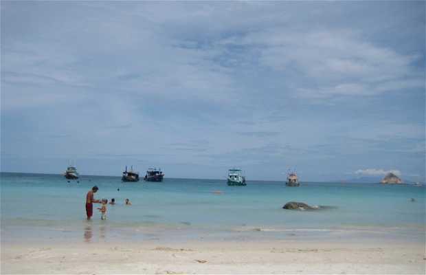 Tanota Bay a Tailândia