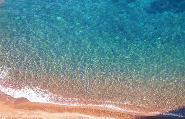 El mar al Trayas