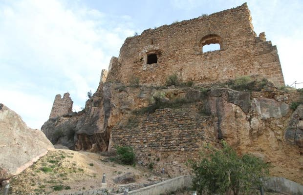 Castillo de Castellnovo