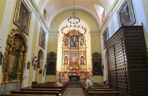 Monasterio del Corpus Cristi Las Carbonas