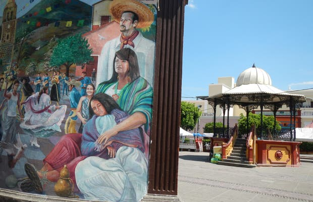 Plaza de Armas de Tequila