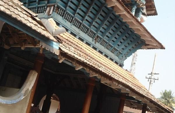 La mosquée Muchundiri Pallim