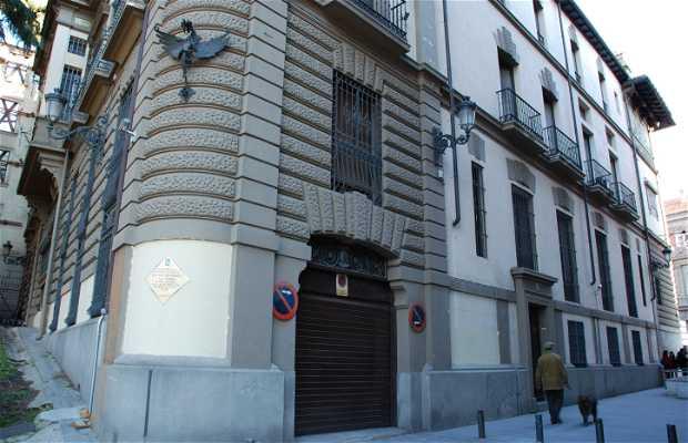 Casas de Ana de Mendoza y la Cerda