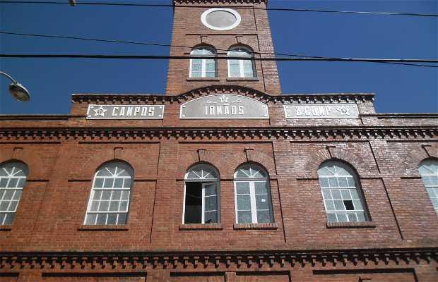 Antiga Fábrica Campos & Irmãos de Tatuí
